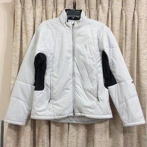 Adidas Golf Puffer Primaloft Climawarm Zip Jacket